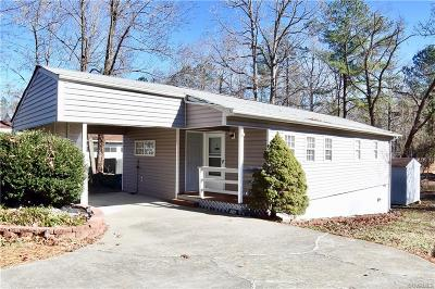 Midlothian Single Family Home For Sale: 3011 Duck River Court