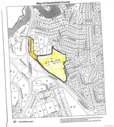 Land For Sale: 4911 Iron Bridge Road