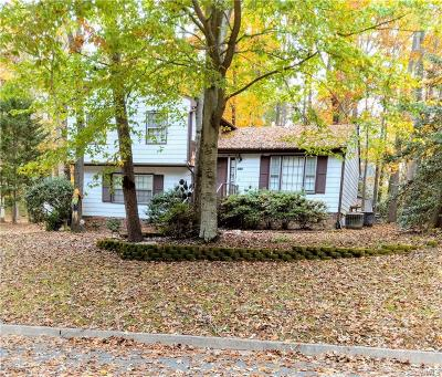 Henrico Single Family Home For Sale: 10120 Idlebrook Drive