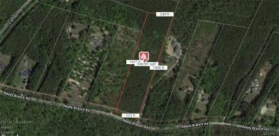 Chesterfield County Residential Lots & Land For Sale: 8530 Reedy Branch Road