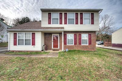 Henrico Single Family Home For Sale: 2137 Bromby Street