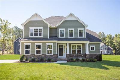 Midlothian Single Family Home For Sale: 15713 West Millington Drive