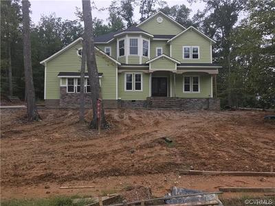Chesterfield County Single Family Home For Sale: 13331 Kelham Road