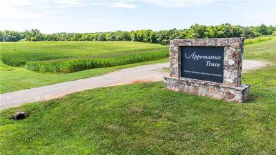Powhatan Residential Lots & Land For Sale: 3177 Appomattox Trace Drive