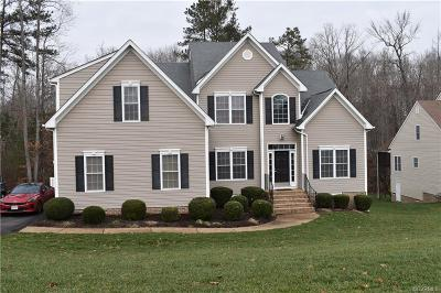 Chesterfield County Rental For Rent: 4612 Tooley Drive