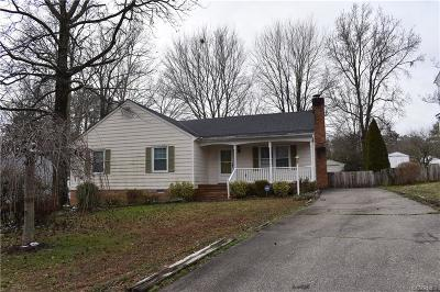 Chesterfield County Rental For Rent: 9524 Ladue Road