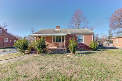 Richmond Single Family Home For Sale: 3642 Patsy Ann Drive