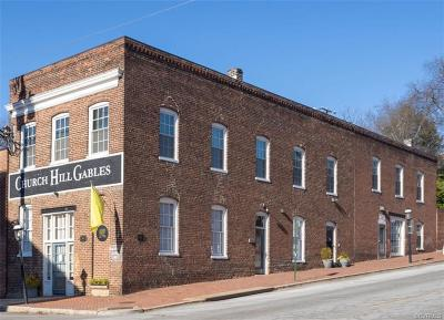 Richmond Condo/Townhouse For Sale: 2418 East Franklin Street #108