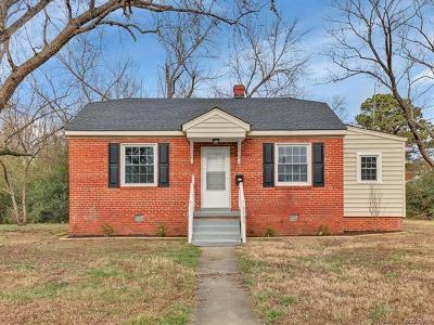 Henrico Single Family Home For Sale: 3208 Winchester Street