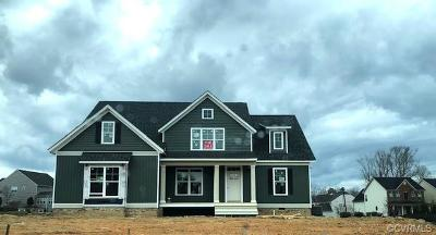 Chesterfield County Single Family Home For Sale: 5918 Trail Ride Drive
