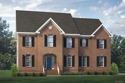 Chester VA Single Family Home For Sale: $429,950