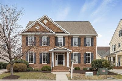 Glen Allen Single Family Home For Sale: 4827 Coachmans Landing Court