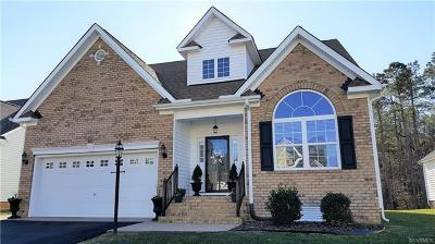 Henrico County Single Family Home For Sale: 11909 Hunton Crossing Court