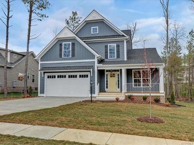 Chesterfield County Single Family Home For Sale: 5412 Cabretta Drive