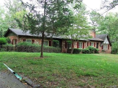 Chester Single Family Home For Sale: 4016 Alpine Road