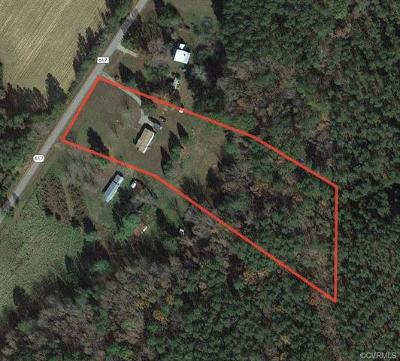 Brunswick County Single Family Home For Sale: 378 Blue Bird Road
