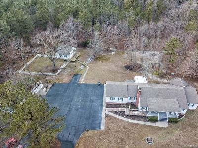 South Chesterfield Single Family Home For Sale: 17410 Le Master Road