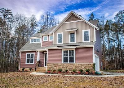 Goochland County Single Family Home For Sale: 4952 Austin Lane