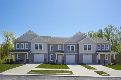 Henrico Condo/Townhouse For Sale: 00000 New Pasture Court