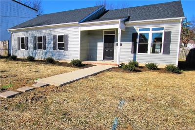 Richmond Single Family Home For Sale: 1508 National Street