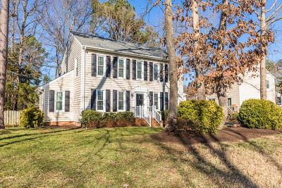 Glen Allen Single Family Home For Sale: 4714 Candlelight Place