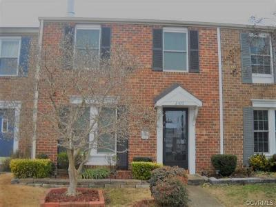 Henrico Condo/Townhouse For Sale: 8422 Shannon Green Court
