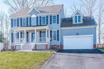 Chesterfield County Rental For Rent: 9013 Townsbury Court