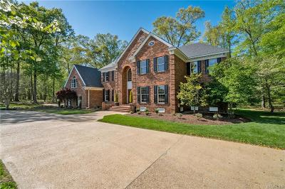 Mechanicsville Single Family Home For Sale: 6270 Cold Harbor Rd