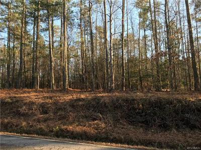 Henrico County Residential Lots & Land For Sale: 5001 Long Bridge Road