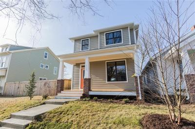 Richmond Single Family Home For Sale: 512 West 19th Street