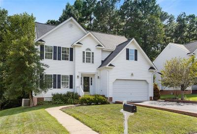 Henrico County Single Family Home For Sale: 8913 Merediths Branch Drive