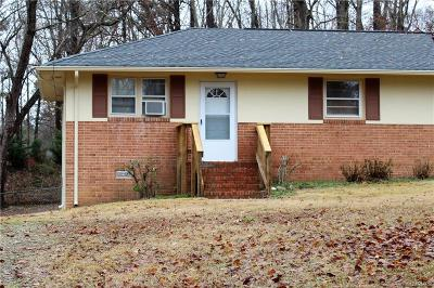 Chesterfield County Rental For Rent: 12354 Mason Avenue
