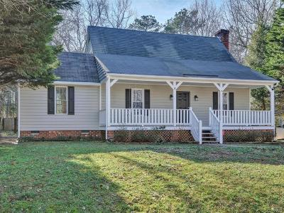 Chesterfield County Single Family Home For Sale: 4513 Brookridge Road