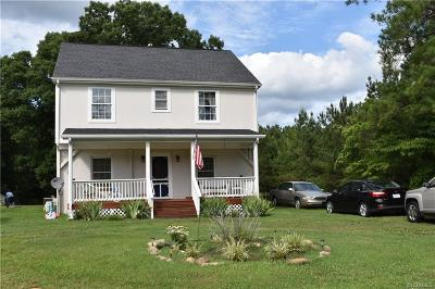 Brunswick County Single Family Home For Sale: 971 Liberty Road