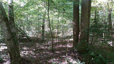 Amelia County Residential Lots & Land For Sale: 2.59 Acres Bent Creek Road