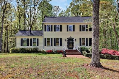 Hanover VA Single Family Home For Sale: $420,000
