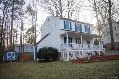 Chesterfield County Single Family Home For Sale: 4609 Mason Dale Way
