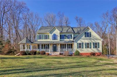 Chesterfield Single Family Home For Sale: 12306 Trumpington Court