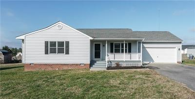 Mechanicsville VA Single Family Home For Sale: $249,950
