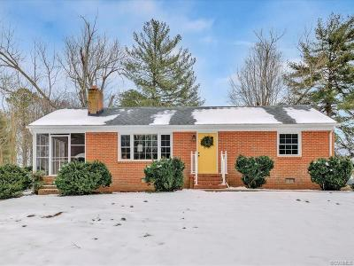 Rockville VA Single Family Home For Sale: $224,950