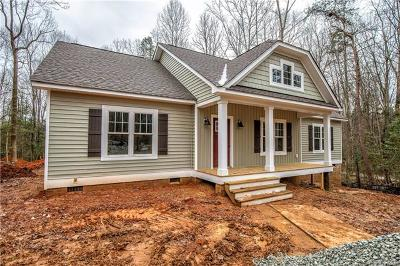 Powhatan County Single Family Home For Sale: 2792 Spencerwood Drive