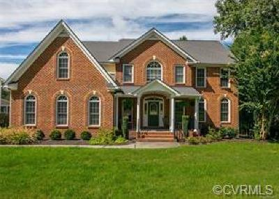 Chesterfield County Rental For Rent: 5436 Trail Ride Court