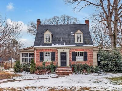 Henrico Single Family Home For Sale: 2601 Lincoln Avenue