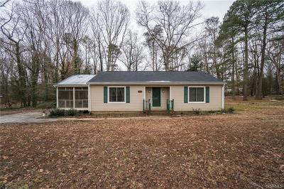 Henrico County Single Family Home For Sale: 4709 Stockholm Drive