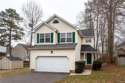 Chesterfield County Single Family Home For Sale: 2907 Providence Creek Road