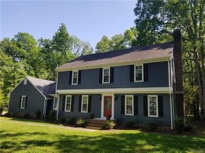 Midlothian VA Single Family Home For Sale: $469,500
