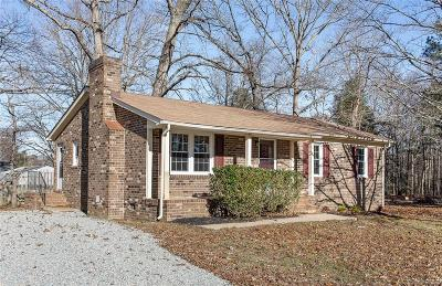 Richmond Single Family Home For Sale: 6406 Balsam Road