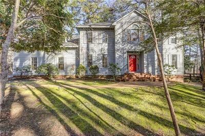 Midlothian Single Family Home For Sale: 3611 Stoney Ridge Road