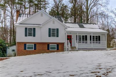 Mechanicsville VA Single Family Home For Sale: $259,950
