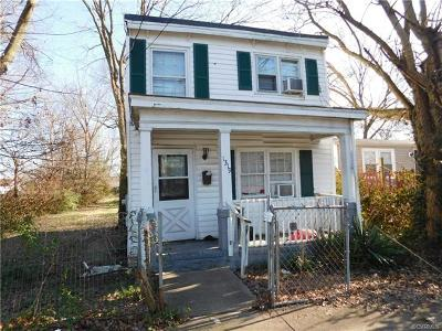 Richmond Single Family Home For Sale: 1319 North 30th Street